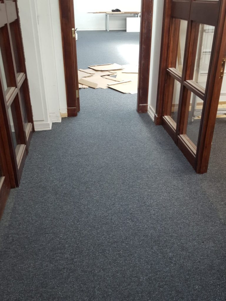 Preston Dock Carpet and Laminate