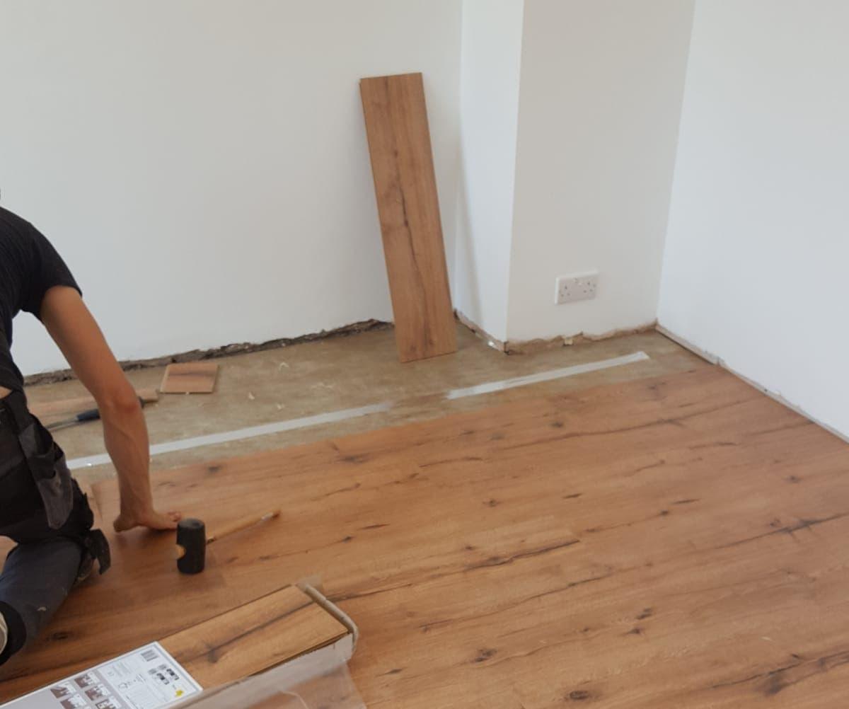 Laminate Flooring in Leyland