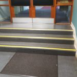 Safety Flooring at School in Preston